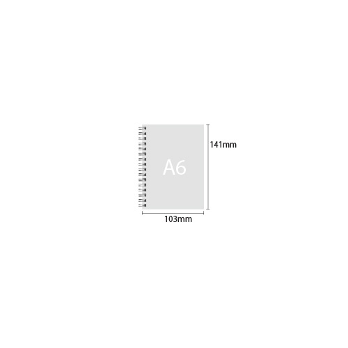 A6 fit (100x140mm)